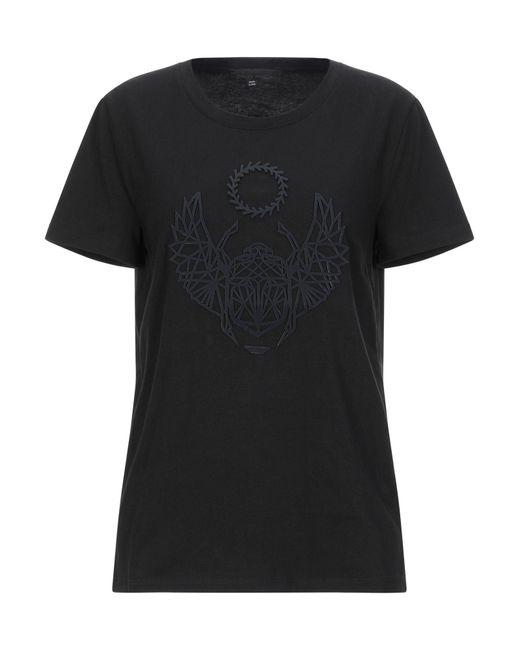 Frankie Morello Black T-shirt