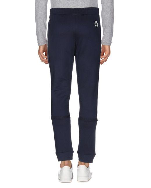 McQ Pantalon homme de coloris bleu
