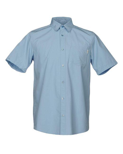 Carhartt Blue Shirt for men