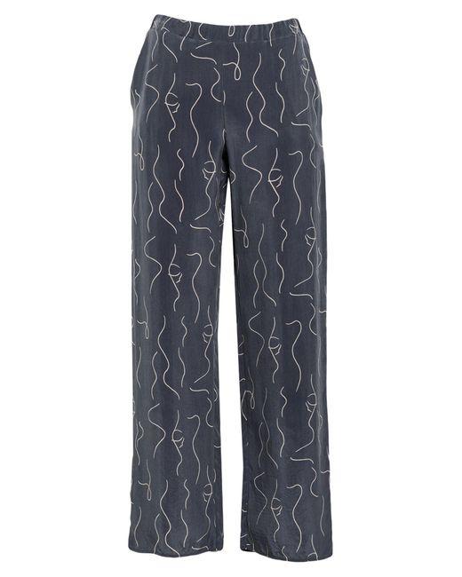 Hanro Blue Sleepwear