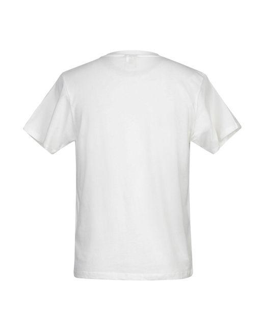T-shirt Franklin & Marshall pour homme en coloris White
