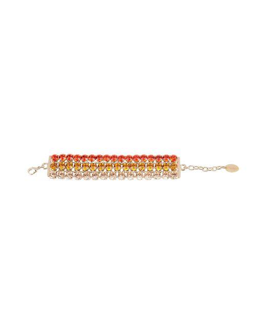Pinko - Red Bracelets - Lyst