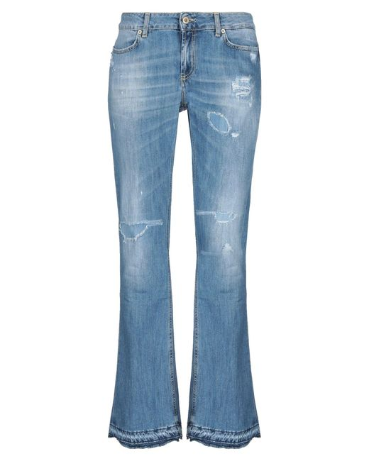 Pantaloni jeans di Dondup in Blue