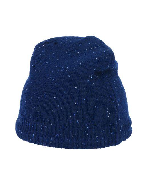 Raquel Allegra Blue Hat