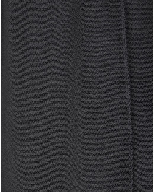 By Malene Birger Pantalon femme de coloris noir