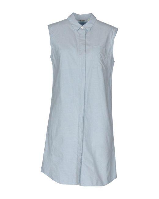 Levi's Blue Short Dress