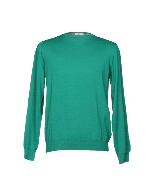 Paolo Pecora Pullover in Green für Herren