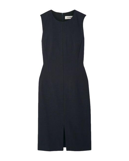 Cefinn Blue Knee-length Dress
