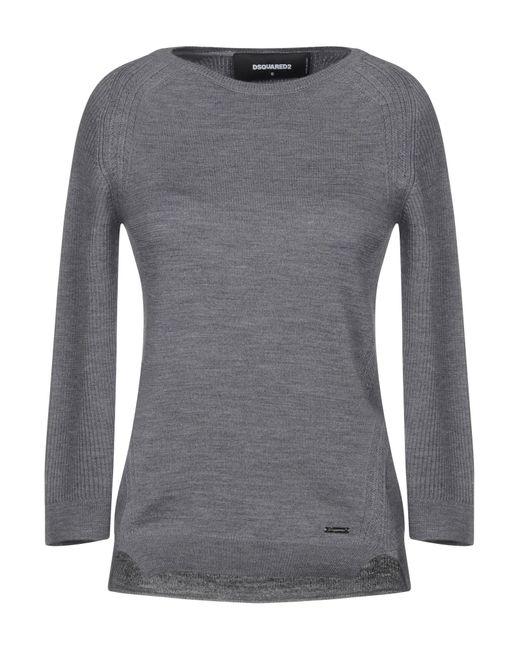 DSquared² Gray Pullover