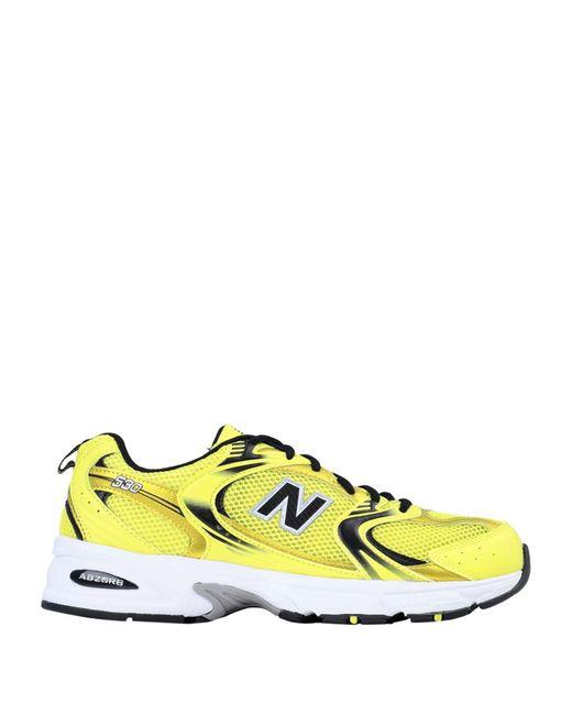 New Balance Low Sneakers & Tennisschuhe in Yellow für Herren