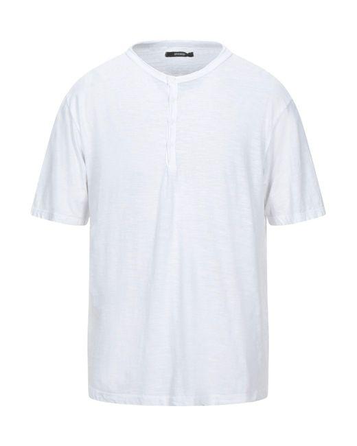 Officina 36 White T-shirt for men