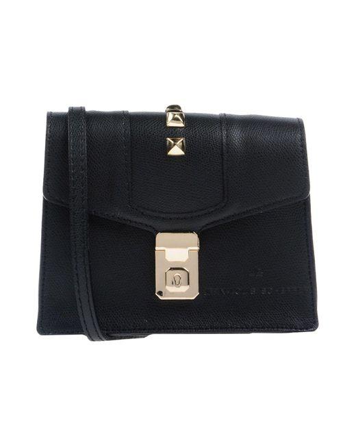 Jean Louis Scherrer - Black Cross-body Bags - Lyst