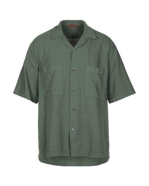 Barena Green Shirt for men