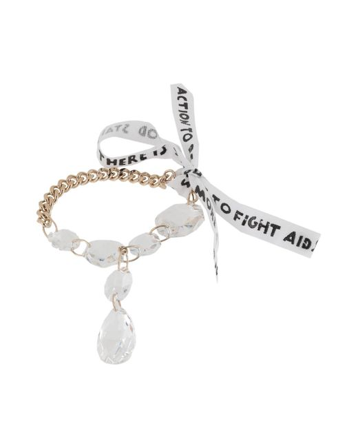 MM6 by Maison Martin Margiela Metallic Bracelet