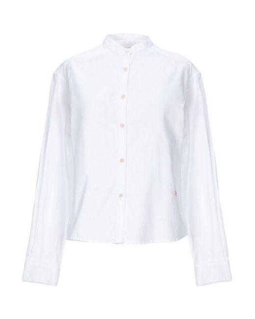 People White Shirt