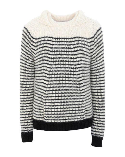 Pullover Saint Laurent pour homme en coloris White