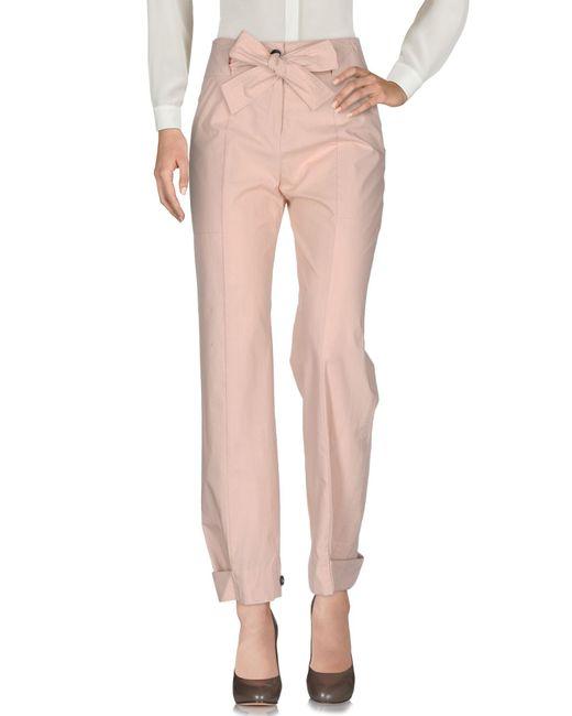Peuterey Pink Hose
