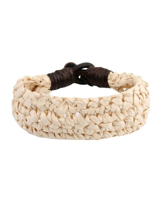 DSquared² - Natural Bracelets - Lyst