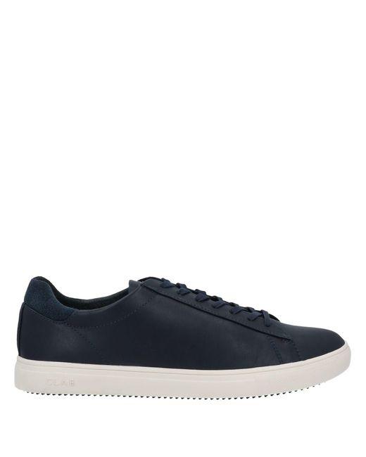 CLAE Low Sneakers & Tennisschuhe in Blue für Herren