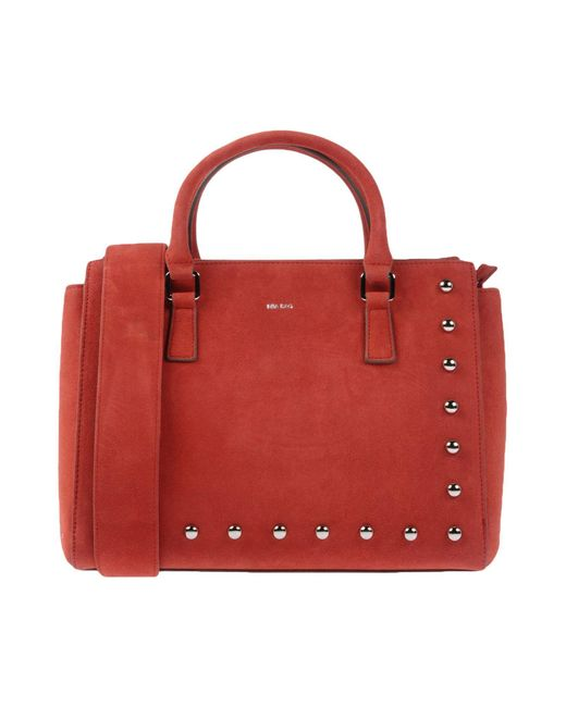 Mia Bag - Red Handbag - Lyst