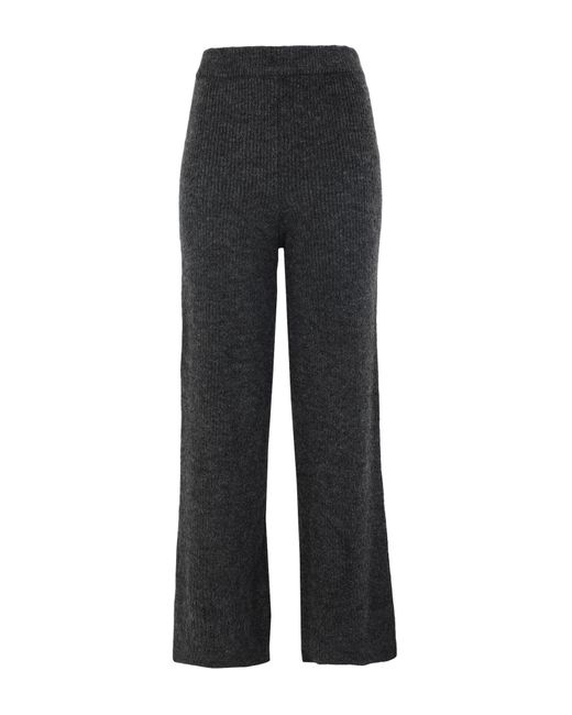 TOPSHOP Gray Casual Trouser