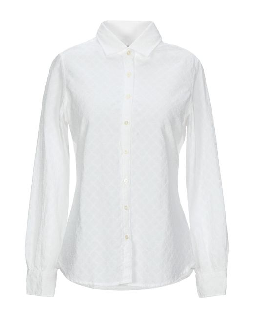 Camicia di Mosca_ in White