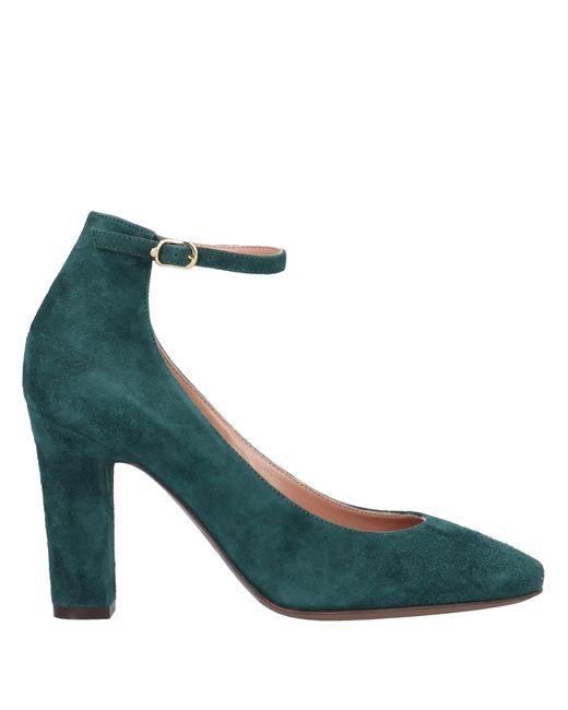 Escarpins L'Autre Chose en coloris Green