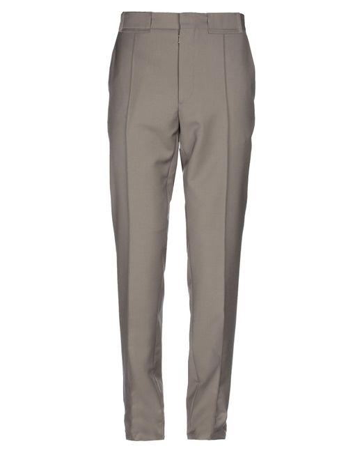 Pantalone di Maison Margiela in Gray da Uomo