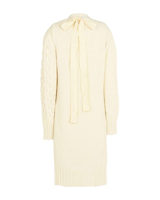 Pullover di MM6 by Maison Martin Margiela in Natural