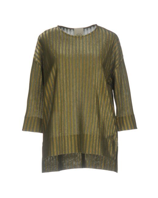 Jijil - Green T-shirt - Lyst