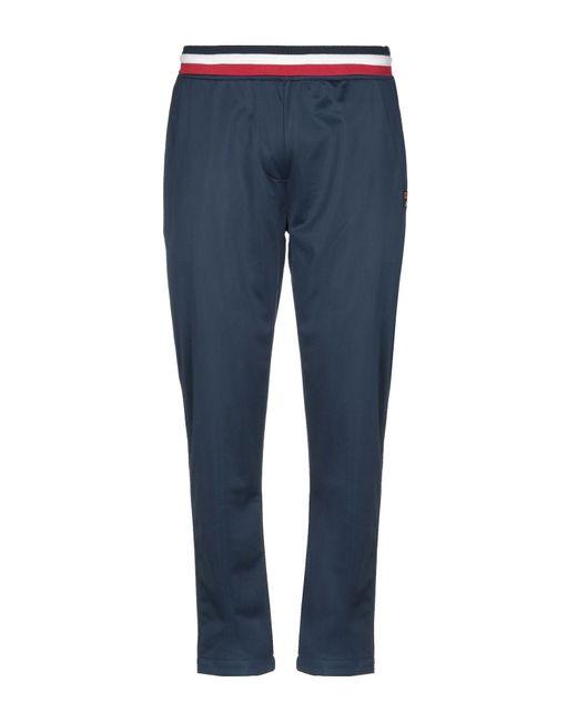 Pantalone di Fila in Blue da Uomo