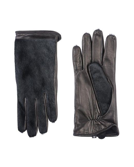 30700bdab99f2 Royal Republiq Handschuhe in Schwarz - Lyst