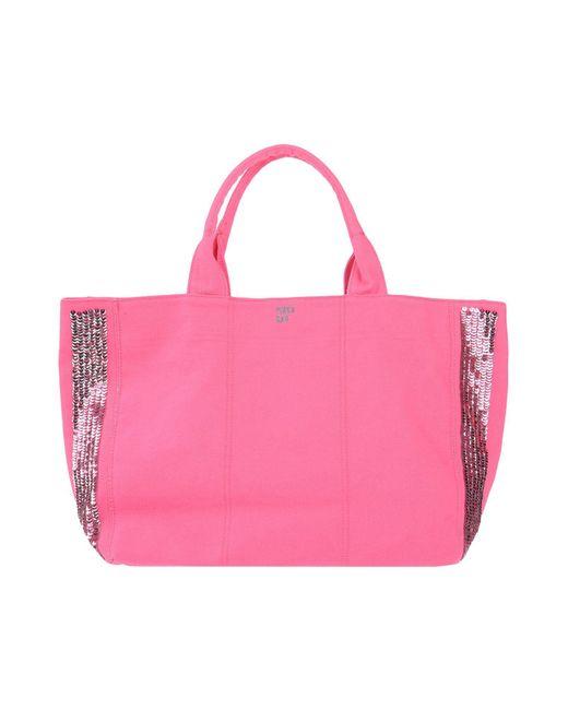Pinko   Pink Handbag   Lyst