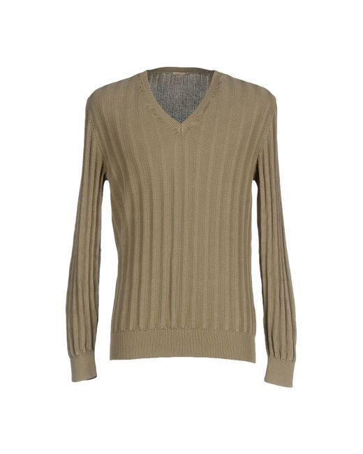 Massimo Alba - Natural Sweater for Men - Lyst