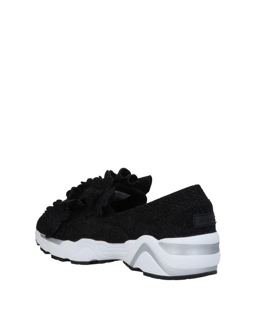 Suecomma Bonnie jewel embellished mesh sneakers - Black farfetch neri Sportivo