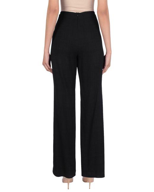 Pantalones Maria Grazia Severi de color Black