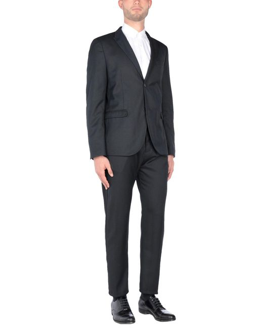 Officina 36 Blue Suit for men