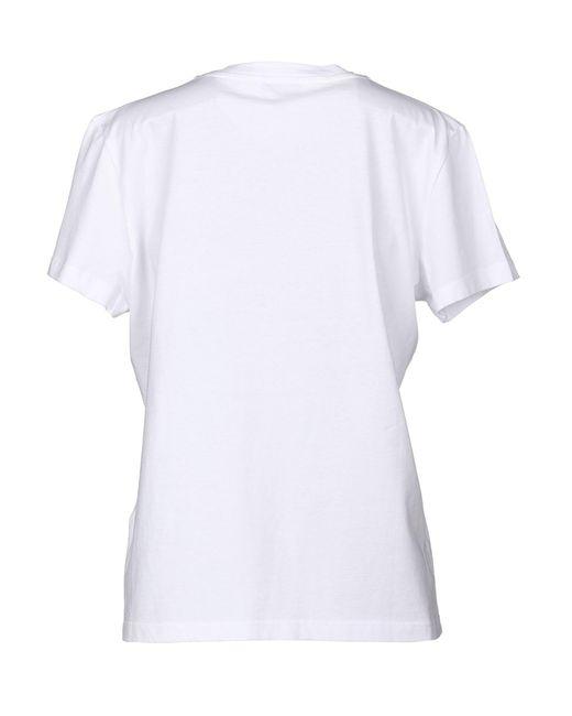 Just Cavalli White T-shirts