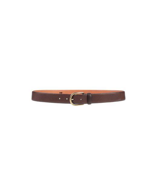 Cintura di Campomaggi in Brown da Uomo