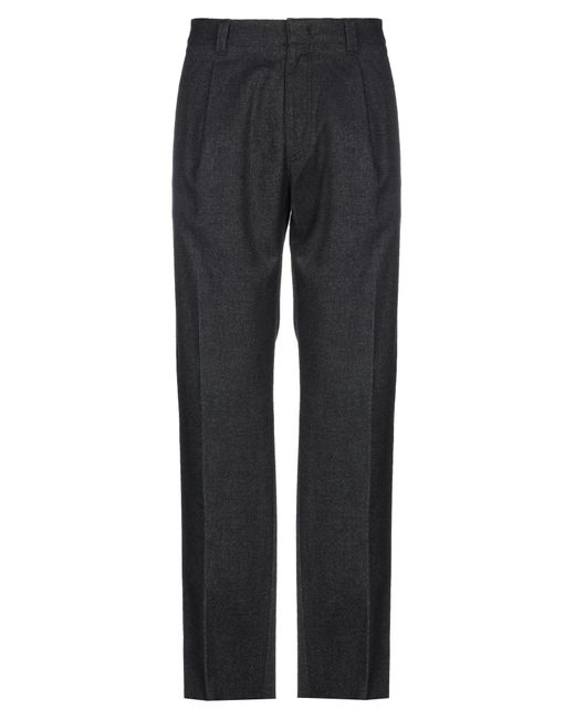 Armani Gray Casual Trouser for men