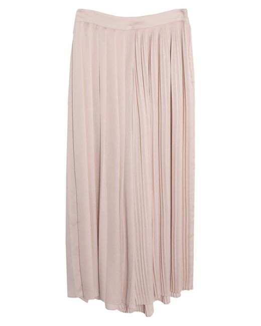 Falda larga Blumarine de color Pink