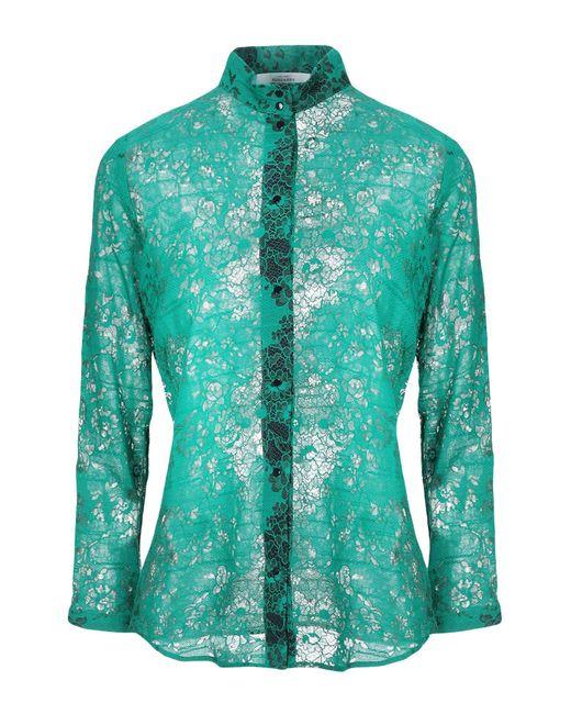 Chemise Roseanna en coloris Green