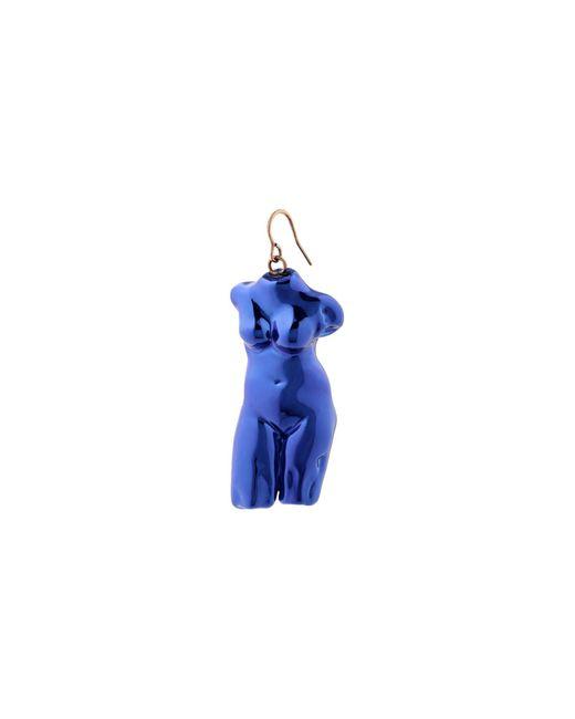 Marni Blue Ohrring