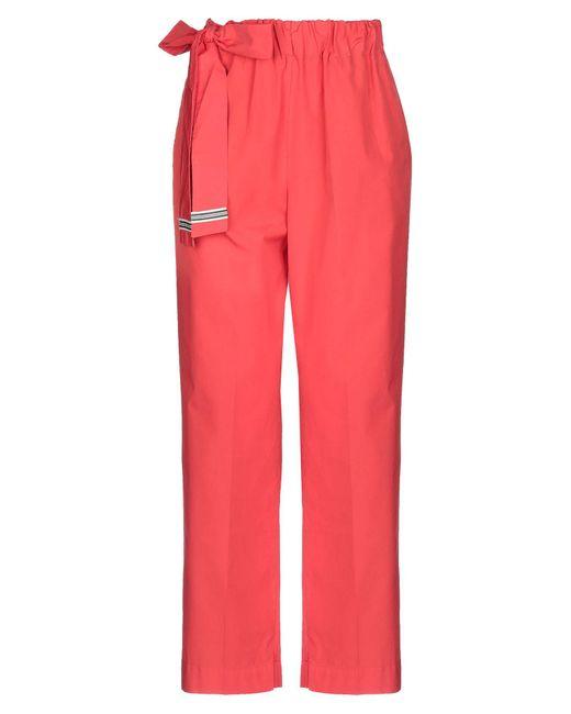 Pantalone di Jucca in Red