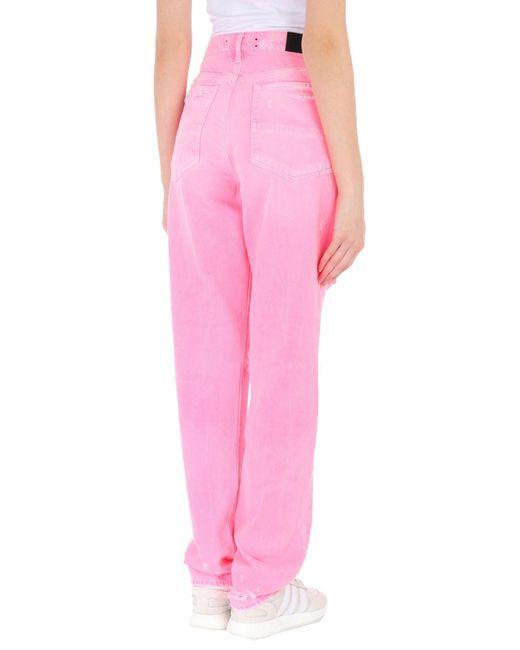 Pantalones vaqueros Amiri de color Pink