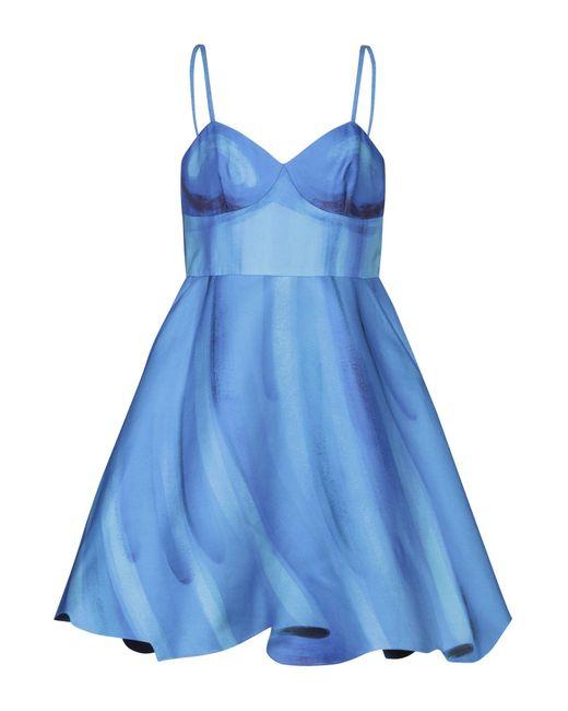 Moschino Blue Kurzes Kleid