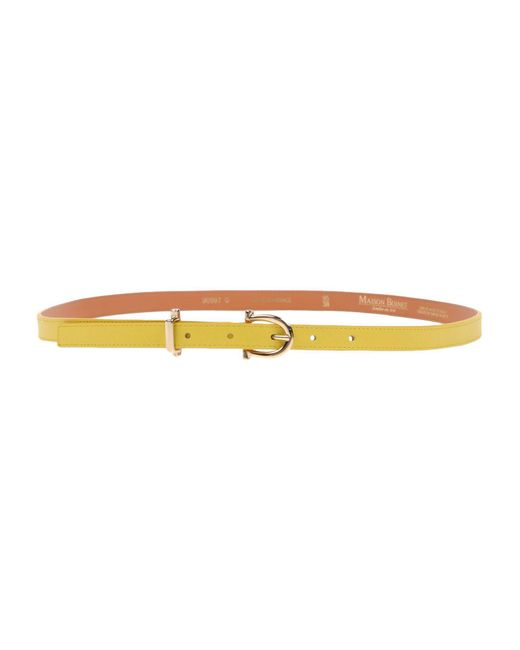 Maison Boinet - Multicolor Belt - Lyst