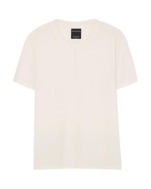 Pullover di Nagnata in White