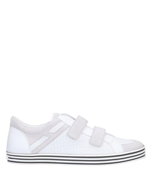 Hogan Rebel Low Sneakers & Tennisschuhe in White für Herren