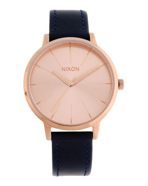 Nixon - Black Wrist Watches - Lyst